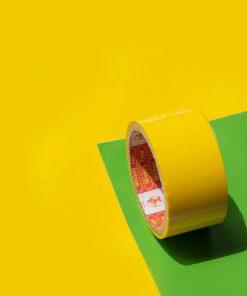 băng dính bóng vàng 4