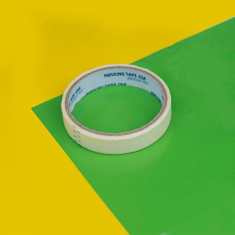 Băng dính giấy 2 cm - 7.5 m
