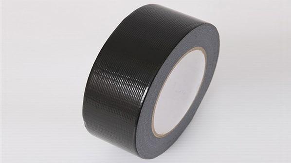 Băng dính vải đen chịu nhiệt