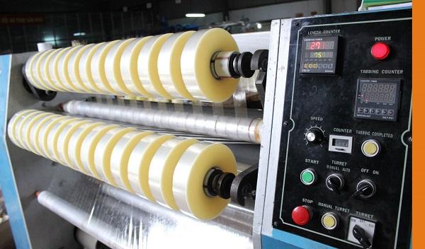 Dây chuyền sản xuất băng dính