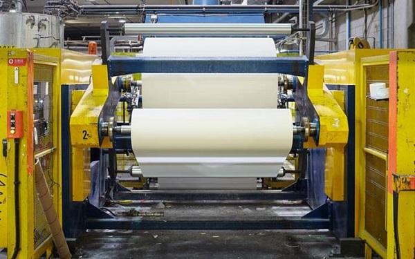 Dây chuyền sản xuất băng dính là gì