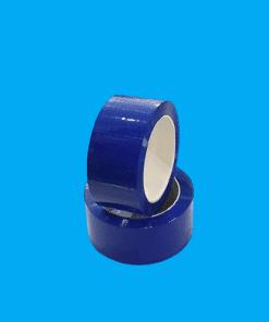 Băng dính giấy màu xanh
