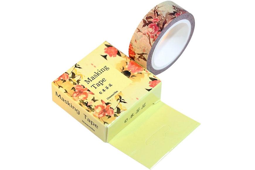 ứng dụng của băng keo giấy trong học tập